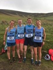 British Intercounties Fell Running Championships