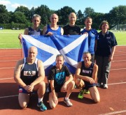 SCOTTISH MASTERS ATHLETICS