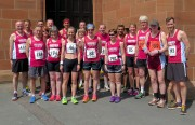 Kirkcudbright Half Marathon and Beeches Run 2016
