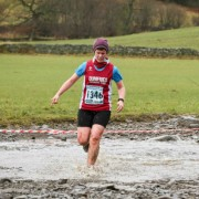 Sue samples the delights of the Cartmel Sticky Toffee 10k